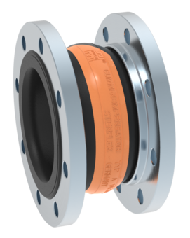 Flexible pipe connections and expansion joints - STENFLEX®