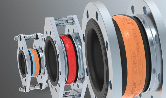 rubber expansion joint singapore